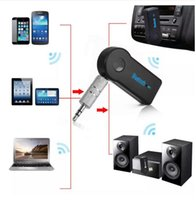 Wholesale Connect Car Speakers - Car Bluetooth receiver HandsFree Music Receiver Streaming Audio 3.5mm Connect EDUP V 3.0 Transmitter A2DP Adapter for Cell Phone Speaker