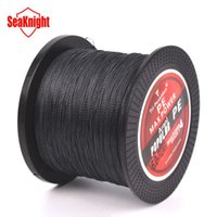 Wholesale Poseidon Fishing Brand Line - SeaKnight Tri-Poseidon Brand Super Strong 4 Strand 500m PE Braided Fish Line