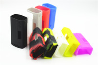 ingrosso vape pelle sigelei-Sigelei fuchai Custodia in silicone da 213 watt Custodie in silicone Custodia in gomma colorata per Sigelei 213w 213watt TC Box Accessori mod Vape