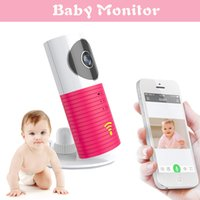 Wholesale Intelligent Vision - Hot-selling wifi baby monitor 720P IP camera Intelligent Alerts Night vision Intercom wifi camera support iOS Android 4.0 above