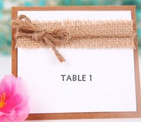 place cards u0026 card holders folded nature wedding table card rustic place cards with linon bowknot