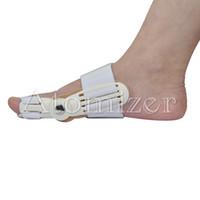 Wholesale Night Foot Splint - Hallux Valgus Orthotics Big Toe Corrector Foot Pain Relief Feet Guard Care Bone Corretivo Bunion Night and Day Used Splint 0607013