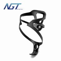 Wholesale Cheap Carbon Fiber Bicycles - Top Quality Free Shipping UD Matt Bottle Cages Water Bottle Holder Cheap Price Full Carbon Fiber Bicycle Accessories