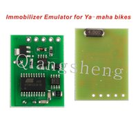Wholesale Emulator Bike - wholesaler 10pcs lot free bike Immobilizer Emulator for yam-aha bikes