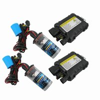 Xenon HID Conversion Slim Kit 12V 35W 9004-2 / ​​9007-2 Hi / Low Beam 4300K-12000K