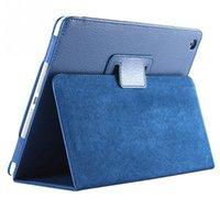 Wholesale Ipad Mini Retro Leather Case - Wholesale For iPad mini Fashion PU Leather Case for iPad mini 1 2 3 Retina Retro Flip Flexible Stand Slim Cover