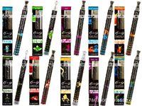 Wholesale Time Atomizer Cigarette - Fantasia e hookah 800 one-time electronic hookah smoke Blister kit single kits eGo starter kits e cigs cigarettes atomizer