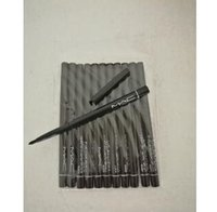 Wholesale Pencil Selling - m brand 24pcs lot Hot selling Waterproof automatic black brown eyeliner pencil