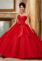 Wholesale Cheap Shimmer Dresses - Weddings & Events 48-hour Shipping Pink Lace Applique skirt belt removable multilayer net back strap tail rite gown shimmers cheap shipping