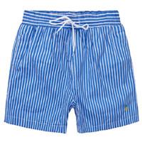 Wholesale Male Hot Surf Short - Wholesale-Men Stripe Shorts HOT Brand Summer Shorts Men Surf Beach Embroidery Shorts Male Board Shorts Plus Szie M-XXL