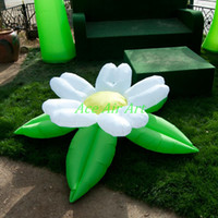 inflável flor decorações venda por atacado-Frete grátis inflável flor decoração de casamento