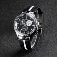 Wholesale Tyre Watch - Men's new senior watch. 2016 V6 watch brand. High quality high-end watches, leisure fashion tyre style watches, senior strap