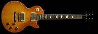 Wholesale Custom Collectors Choice - Custom Shop Collectors Choice #1 Gary Moore Tribute Aged 1959 Unburst Butterscotch One Piece Neck (No Scaf)