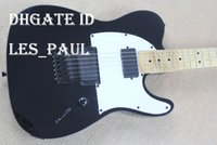 Wholesale Electric Parts For Guitar Pickup - Custom Shop Black Tele ARE JIM ROOT SIGNATURES guitar EMG pickup standard telecaster electric guitar black parts in stock