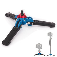 Wholesale TARION M1 Monopod Base Aluminum Trigeminal Skid Base Standard Port Can Be Installed Tripod Independently