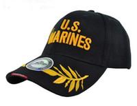 cachecóis de sol venda por atacado-2016 Força Aérea Militar Cap Snapback Chapéus Esportes Ao Ar Livre SWAT MARINHO SEAL Marinha Sun Baseball chapéus Luvas Luvas