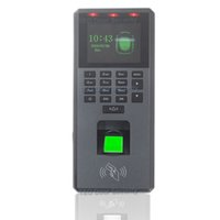 Wholesale Biometric Finger Reader - 3000Users Fingerprint Keypad Access Control RFID Biometric Fingerprint Reader with Color Screen Once Entry Finger for Biometric Scanner