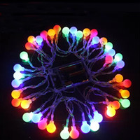 Ball 4M 40 LED batteriebetriebene LED String Lights für Weihnachten Garland Party Hochzeit Dekoration Weihnachten Blinker Fairy Lights
