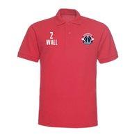 Wholesale Wall Wizard - 2017 basketball WASHINGTON WIZARD POLO 2 WALL 3 Beal man's women kid polo shirt cotton Short Sleeve Casual Man's Solid Shirt