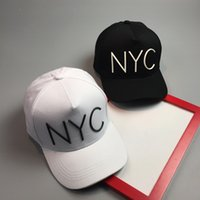 Wholesale Snapback Simple - Free ShippingThe new simple Colloid letter hip hop cap spring summer male and female baseball hat Snapback leisure sun