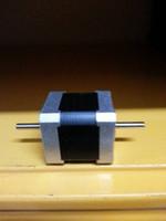 Wholesale Coupler 5mm - wholesale 3 pcs stepper motor 42HS03 dual shaft and 3 pcs coupler Model KH8-20 size 5mm to 10mm D20 mm a lot