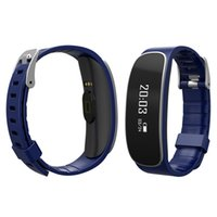 Wholesale bluetooth bracelet display for sale – best New arrival quot oled display screen heart rate wristband monitor the sports and sleeping IPX5 waterproof bluetooth smart bracelet