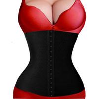 Wholesale Sexy Steel Bone Underbust Corset - Wholesale-Top sale Steel Bone waist trainer Women Slimming Waist training corsets Underbust cincher body shaper corset slimming shapers