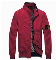 Wholesale Male Jackets Big Collar - Sales ! UK Style 2016 Brand NEW Men island Jacket Hoodie Waterproof Slim Fit Casual Stone Jackets Male Coat Outwear BIG SIZE M-6XL