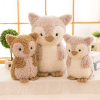 Wholesale Giant Eyes - Animal Toy Plush Toys for Children Stuffed Animal Owl Toy Big Eyes Soft Small Cute Cheap Giant Dolls Toys for Child Boys Girl