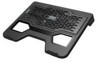 ventiladores individuales para laptops al por mayor-Almohadilla de enfriamiento YEMA M120A de PCCOOLER para ventilador de 12 cm para computadoras portátiles y tabletas de hasta 15 pulgadas