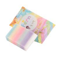 Wholesale Face Whitening Soap - Gluta Whitening Soap rainbow soap OMO White Mix Fruits Color Alpha Arbutin Anti Dark Spot