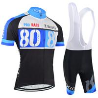 siyah mavi bisiklet formaları toptan satış-2016 Bxio Marka Yeni Varış bisiklet giysileri Kısa Kollu Siyah Mavi Bisiklet Formaları Nefes Döngüsü Giysi Sıcak Bisiklet Giyim BX-0209B037