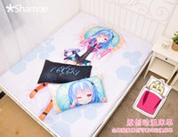 Wholesale Anime Cartoon Asterisk Milk Silk Mattress Cover Fitted Sheet Fitted cover bedspread counterpane No