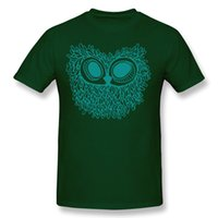 Wholesale Hoot Shirts - Short Sleeve T Shirts for guys Hoot Natural Cotton T Shirt Awesome T Shirt printed owl fashionable design for men