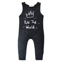 83f699e6c47 Summer 2017 New Baby Romper Sleeveless Newborn Toddler Zipper Jumpsuit Baby  Boys Girls Clothes Infant Clothing