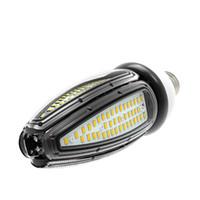 Wholesale Led Light High Watt Bulbs - LED corn bulb lights 50 watt E26 E27 E39 E40 screw base high bay canopy light 50W 120Lm W CFL HID replacement AC100-277V