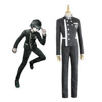 Wholesale Dangan Ronpa Cosplay - Danganronpa V3: Killing Harmony Saihara Shuichi Cosplay Costume Dangan-Ronpa School Uniform Suit