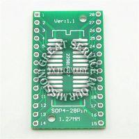Wholesale Tssop28 Adapter - Wholesale-10pcs bag Adapter plate TSSOP28 SOP28 turn DIP