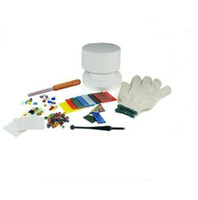 Wholesale Microwave Kiln Kit - 10items set Extra Large Professional Microwave Kiln Kit