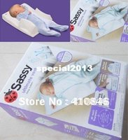 Wholesale Retail New Antiroll Sleep Safe Mat Baby Pillows Infant ultimate vent sleep positioners system for Newborn