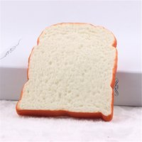 Wholesale 14cm cm rare squishy toast packages bread home decoration children toys rising scented squishes for sale phone charm