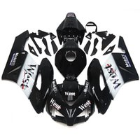 Wholesale West Motorcycle Body Kit - Injection ABS Fairings For Honda CBR1000RR 04 05 2004 2005 Plastics Motorcycle Fairing Kit Bodywork Motorbike Body Kit Carene West Black