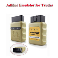Wholesale Launch Truck Diagnostic Tool - New Arrival Adblue Emulator AdBlueOBD2 Trucks Diagnostic Scanner Tool For Renault  Iveco  Daf  Scania  Man  Ford Bnz  Volvo