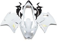 Wholesale Honda Blackbird Fairings - New ABS Fairing Kit 100% Fit for HONDA CBR1100XX Blackbird 1996 1997 1998 1999 2000 2001 2002 2003 2004 2005 2006 2007 CBR1100 white gloss