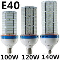 Wholesale Very Bright Light Bulbs - High quality 2835 chips 360 degree light angle LED E39 E40 100W 120W 140W super light bulb very bright for Warehouse workshop