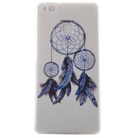 Wholesale Tribal Silicone - Case for Huawei P9 Mandala Soft TPU Case Flower Silicone GEL Clear Pen Be Happy Tribal Dreamcatcher Butterfly For Huawei Ascend P9 Lite