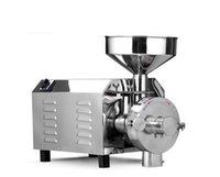 ingrosso erbe cinesi-Spice e Chinese Herb Grinder, Sugar Peppe Mill, Soia Grain Food Grinding Machine, ACCIAIO INOSSIDABILE