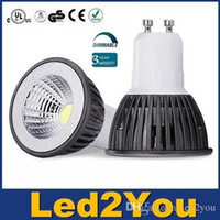 E27 E16 E26 GU10 MR16 torchis Led Dimmable Spotlights 5W 7W 60 Angle Chaud / Froid / Pure White Led Blub Lumière AC 85-265V