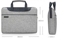 Wholesale Laptop Bags China - Portable Fashion Macbook bag Notebook bag Tablet Laptop bag Waterproof Busniness bag