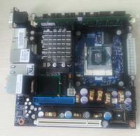 ingrosso schede madri industriali-La carta industriale del CPU della scheda madre di Kontron 986LCD-M / MITX ha provato il perfetto funzionamento una garanzia da 1 anno DHL libera il trasporto